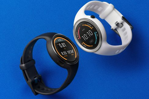 A new Sport model comes with a few extra features and different bands.
