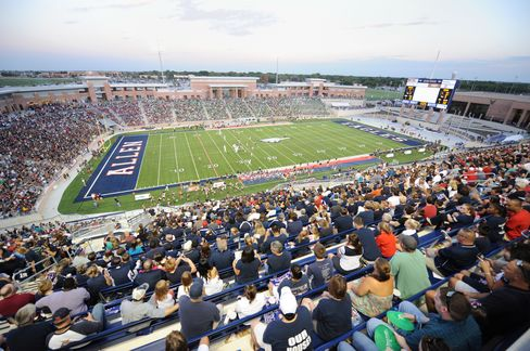 $60 million Texas High School Stadium sets new bar