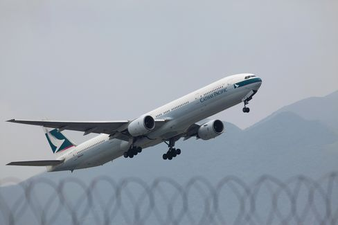 Cathay Profit Misses Estimates on Weak Travel Demand, Cargo