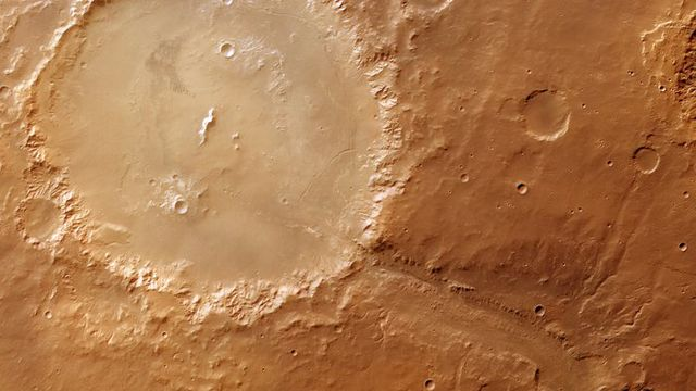 Water Discovery on Mars Solves 30-Year-Old Scientific Mystery