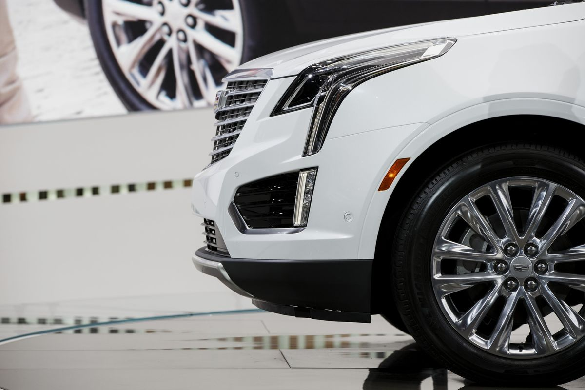 GM Is Getting Ready to Build a Small Cadillac SUV