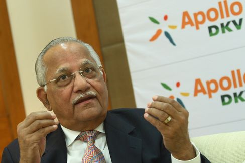 Apollo Hospitals chairman Prathap C. Reddy