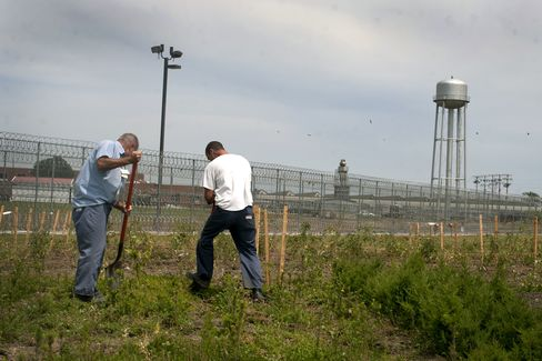 North Central Correctional Institution in Marion, Ohio