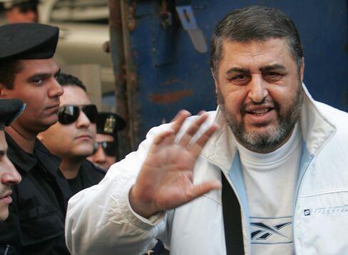 Muslim Brotherhood Candidate Khairat El-Shater