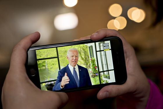 Trump and Biden Both Disparage Facebook But Won't Quit Buying Ads