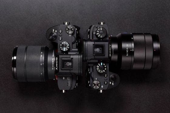 Sony's New Super-Fast Cameras Are Winning Over the Pros