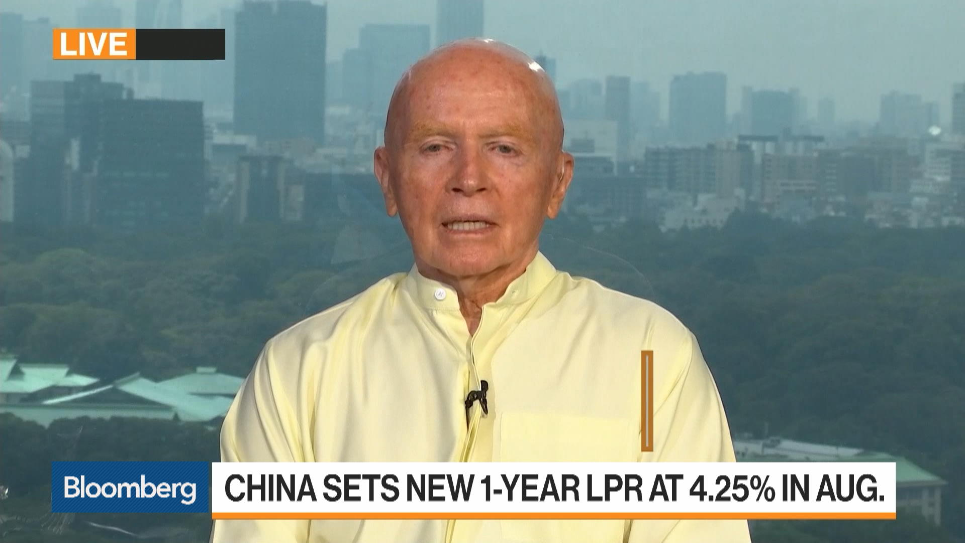 Mark Mobius Sees Many Opportunities in China to Buy Good Stocks