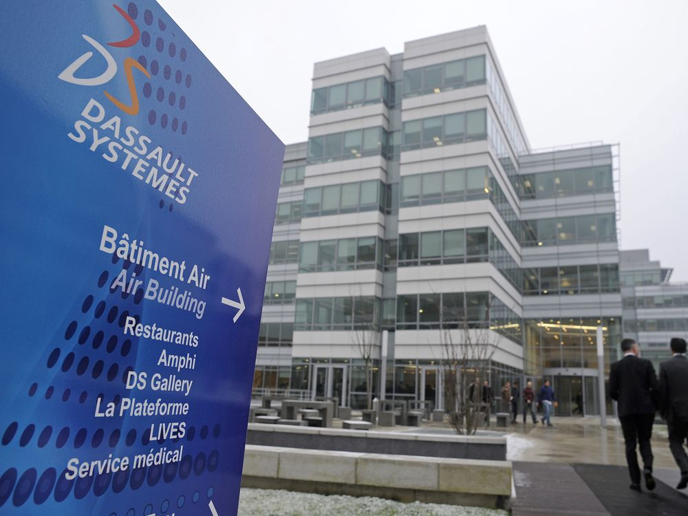 Dassault Eyes U.S. Acquisitions Including Medidata