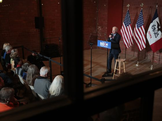 Joe Biden Unveils Labor Plan in Appeal to Middle Class Voters