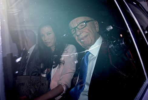 News Corp. Board Said to Approve Plan to Split Company in Two