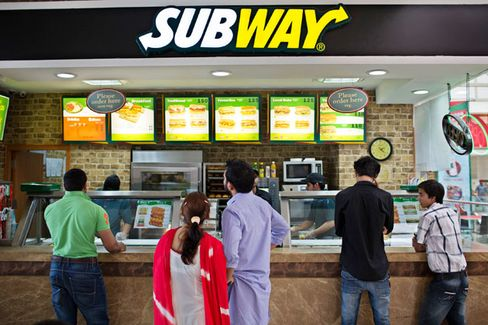 Subway Imagines a Future With 100,000 Sandwich Shops