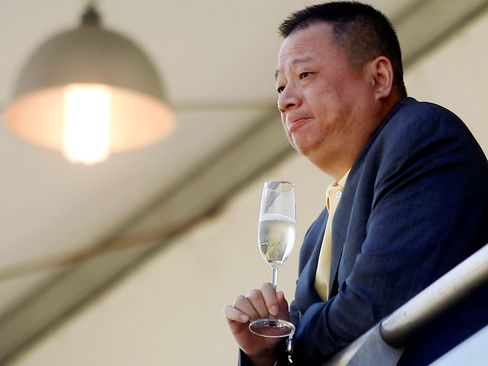 Pan Sutong is chairman of Goldin Group, a Hong Kong-based investment conglomerate.