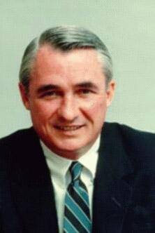 Former IBM CEO John Akers