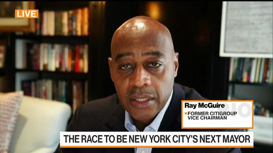 Mayoral HopefulRay McGuire Pleads With NYC Businesses to Stay Put