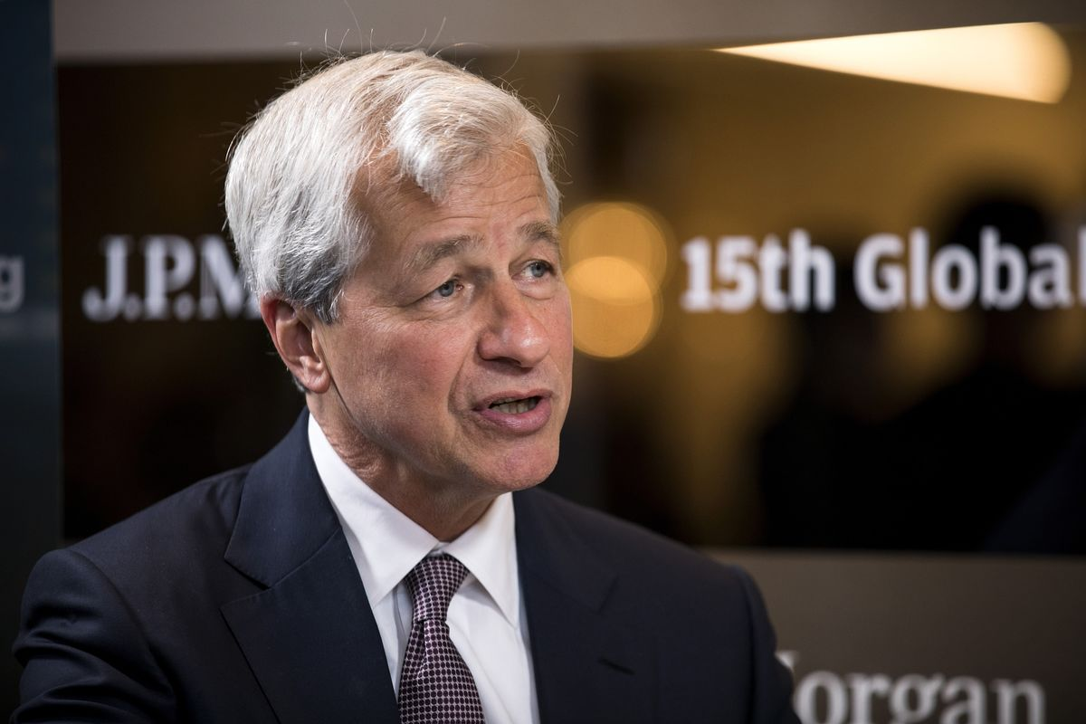 Why Didn't Dimon Step In on Repo? Just Ask the Fed