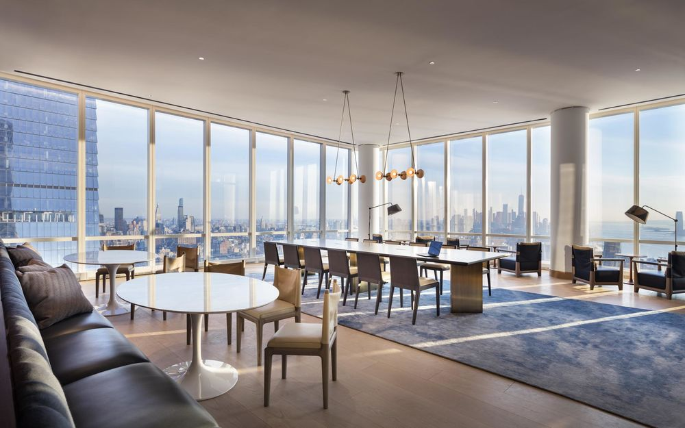 Relates To Will A Fancy Mall Help Hudson Yards Pricey Apartments