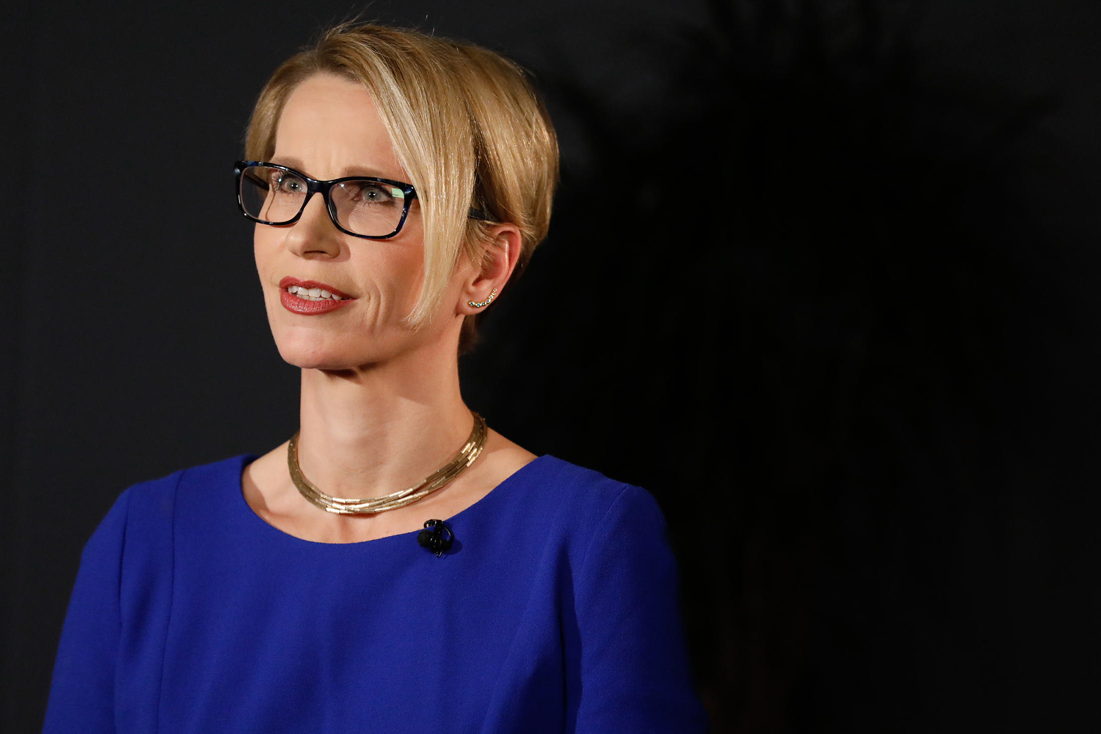 Big Pharma's First Female CEO Disrupts Glaxo From Within