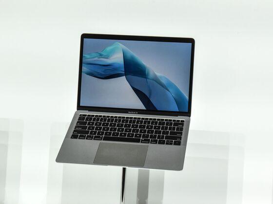 Apple Readies MacBook Pro, MacBook Air Revamps