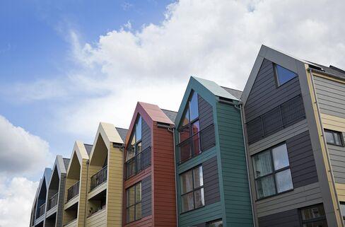 U.K. Home Prices