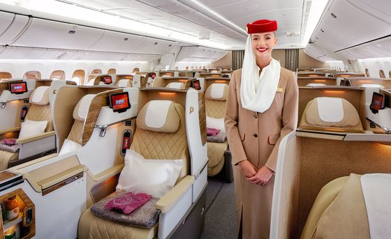 Business-Class Travel Is Taking a Leaf From the Economy 'Add-Ons' Playbook