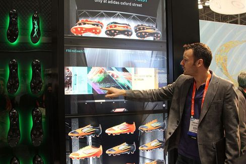 Intel's Help Brings the Web to In-Store Shoppers