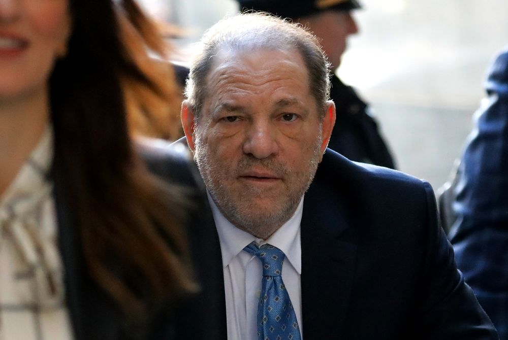 Harvey Weinstein Faces New Legal Front In London Assault Case Bloomberg