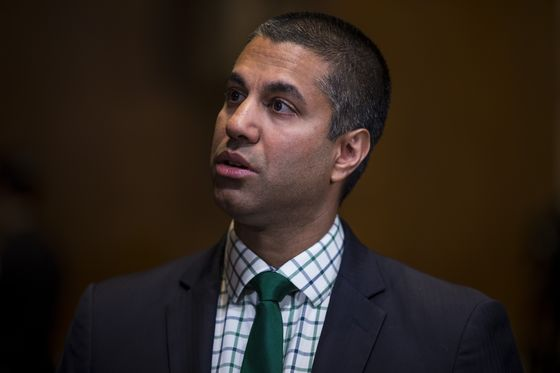 Slap at Sinclair Seen as Turnabout From Friendly FCC Chief