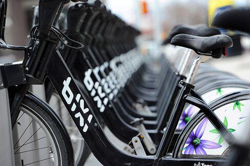 Bike Sharing Crashes in Canada