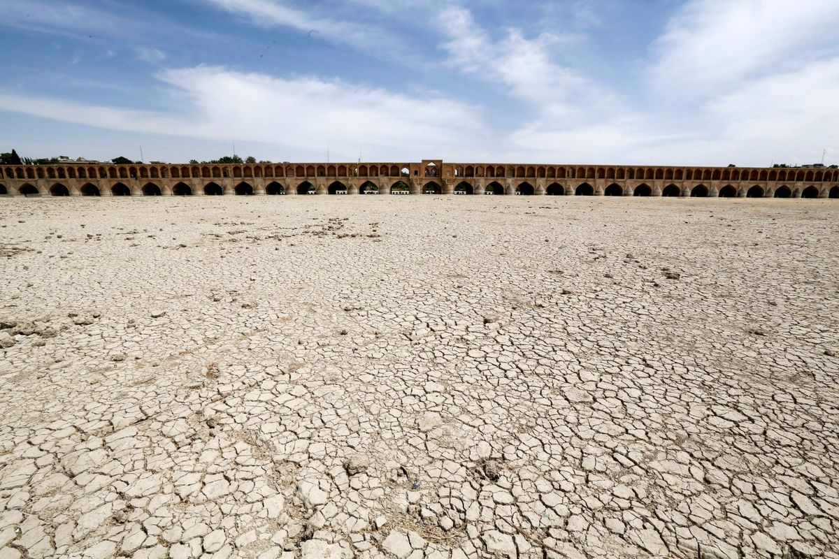 bloomberg.com - Bobby Ghosh - Water Shortages Threaten Iran With Political and Economic Apocalypse