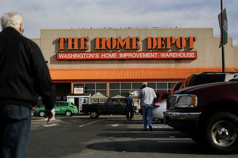 Home Depot Profit Tops Analysts' Estimates on Housing, Sandy