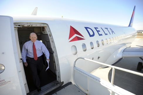 Delta Pampers Teams With Legroom, Snacks