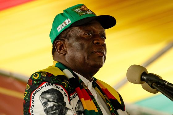 Political Foes Hold Talks in Zimbabwe to End Dispute, Sources Say