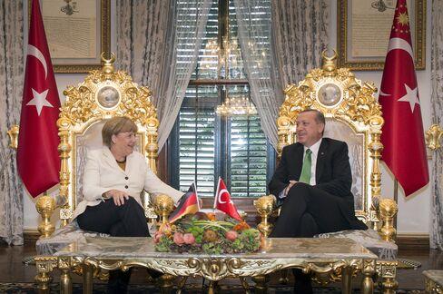Merkel and Erdogan