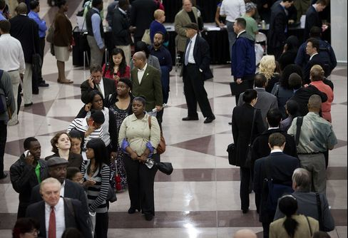Jobless Data Might Propel Romney Debate Momentum
