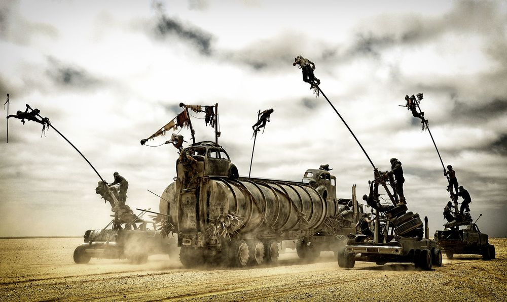 Every Killer Car in Mad Max: Fury Road Explained - Bloomberg