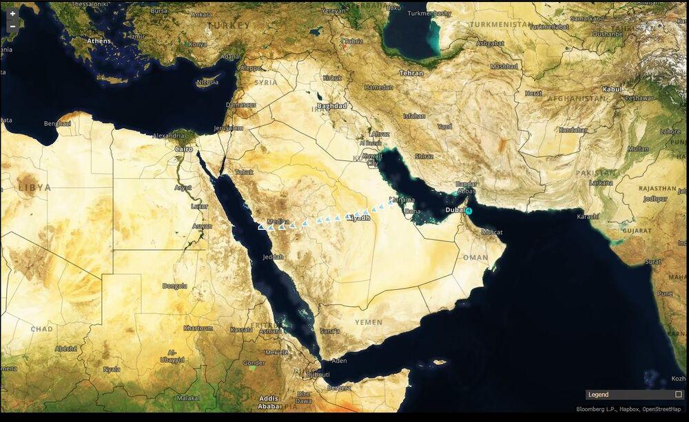 Saudis Restart Oil Pipeline After Iran-Backed Rebel Attack