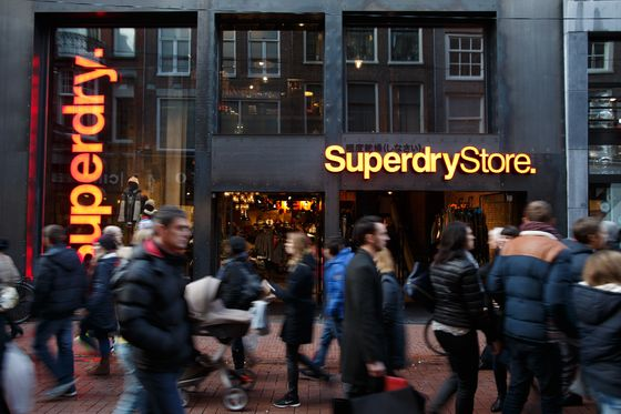 Superdry Plunges After Saying Profit Will Miss by Millions