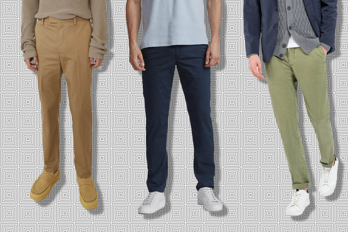 5ff12595 Best Chinos (Khaki Pants) from Isaia, Uniqlo, Rag & Bone, More ...
