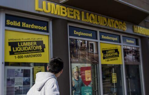 A Lumber Liquidators Holdings Inc. Store Ahead Of Earnings Figures 551744945