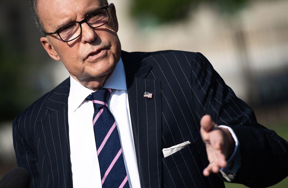 Kudlow Pushes Back on Recession, Says U.S.-China Calls Positive