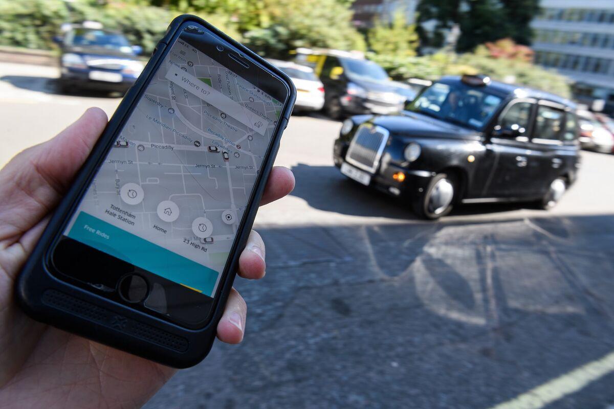 Uber's New Price Tag
