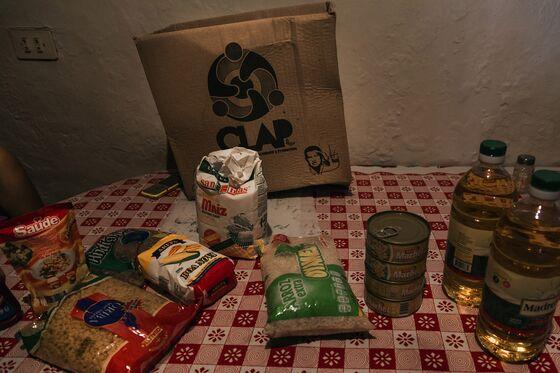 Maduro Is Blocking UN Food Aid Into Crisis-Ravaged Venezuela