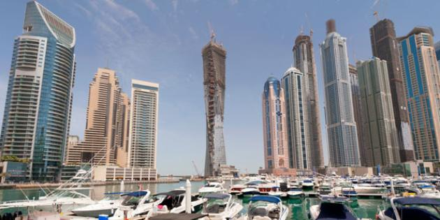 No. 6 Country With Highest Density of Millionaires: United Arab Emirates