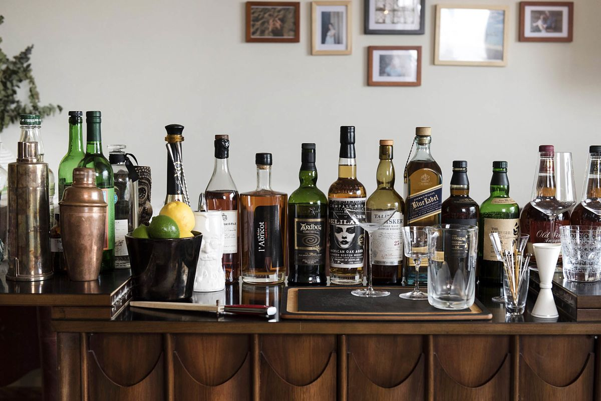 Why Your Home Bar Needs A Japanese Twist Bloomberg