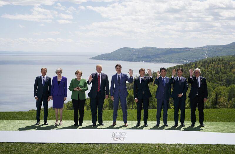 Grupa Siedmiu (G7) Szczyt Liderów