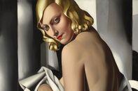 Tamara de Lempicka, Portrait de Marjorie Ferry