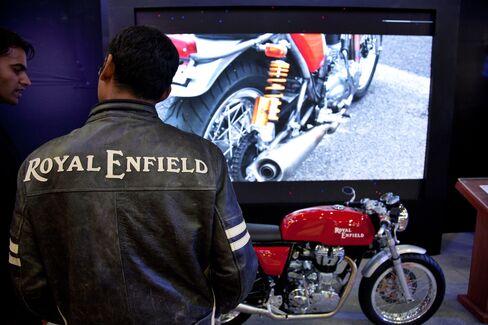 World War II Bike Maker in Overseas Sales Push