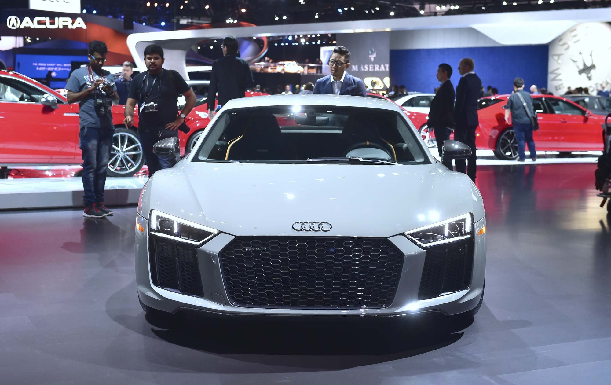 Best Cars At Los Angeles Auto Show 2016