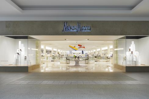 Only two Neiman Marcus locations will offer watches in-store. The rest of the program is online, for now.