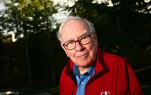 Billionaire Warren Buffett